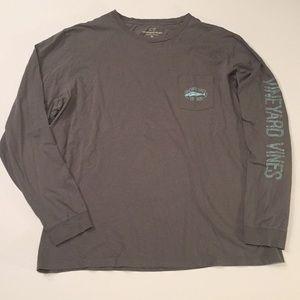 Vineyard Vines Longsleeve Pocket T-Shirt